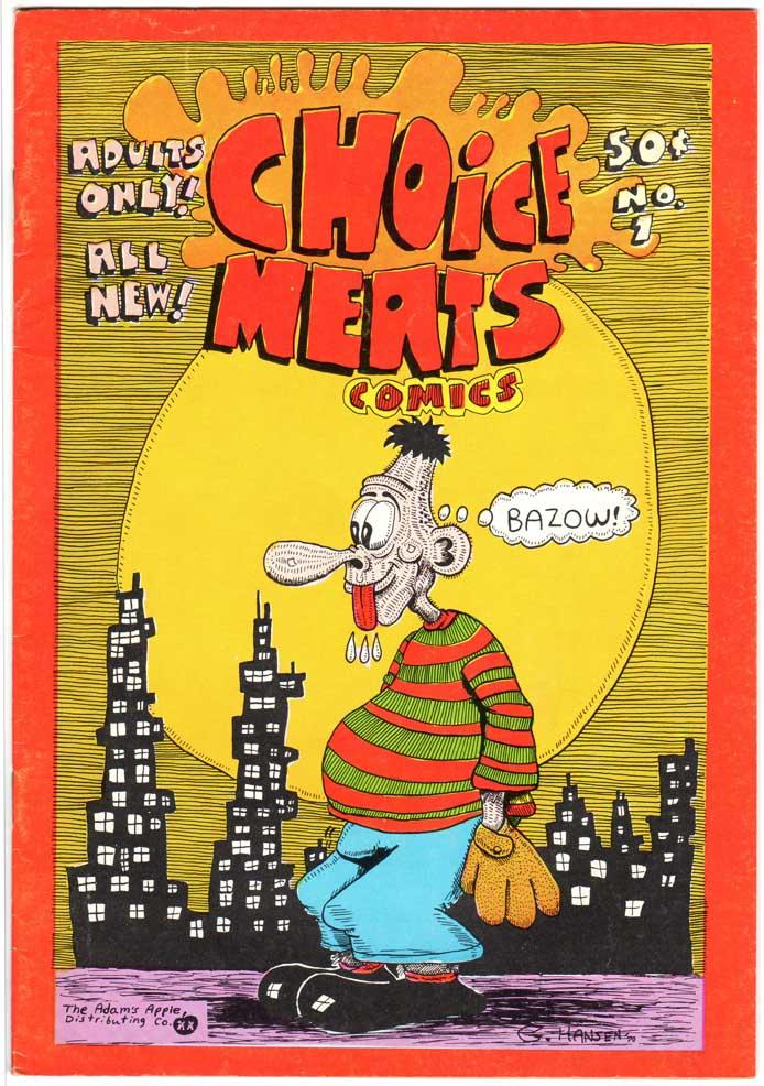 Choice Meats Comics (1971) #1