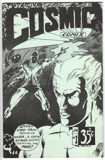 Cosmic Comix (1970) #1