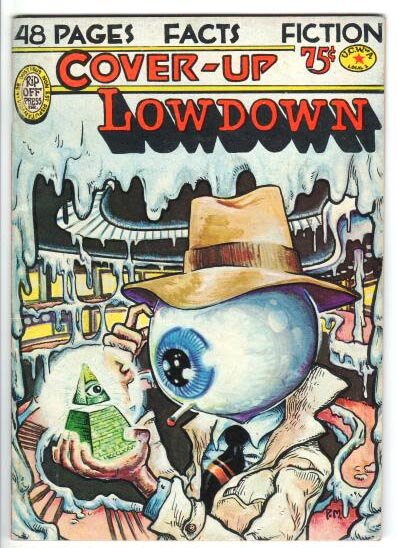 Cover-Up Lowdown (1977) #1
