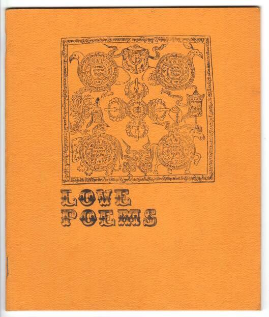 Love Poems (1970) (SIGNED)