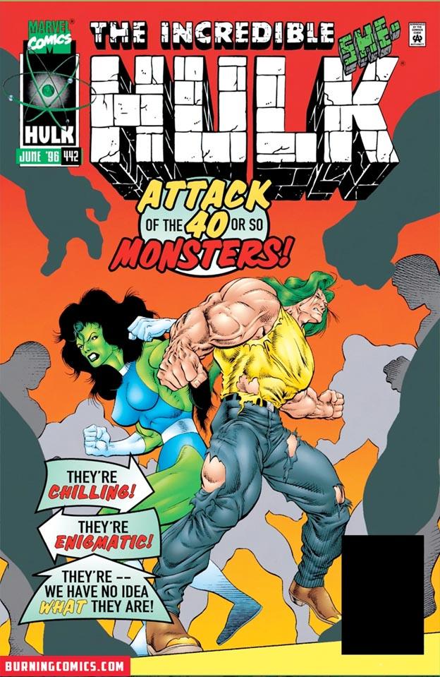 Incredible Hulk (1962) #442