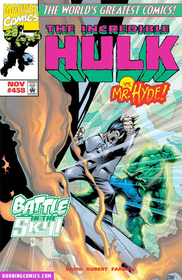 Incredible Hulk (1962) #458
