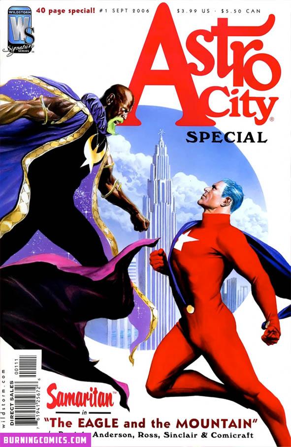 Astro City: Samaritan Special (2006)