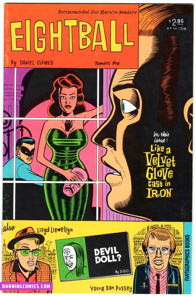 Eightball (1989) #1