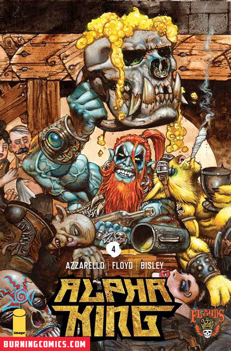 Alpha King (2016) #4
