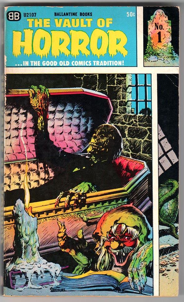 Vault of Horror (1965) PB