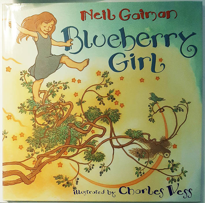 Blueberry Girl (2009) HC