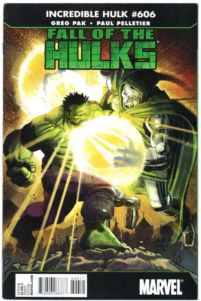 Incredible Hulk (2009) #606