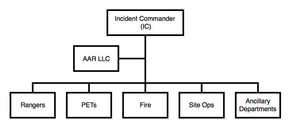Flipside Incident Command System