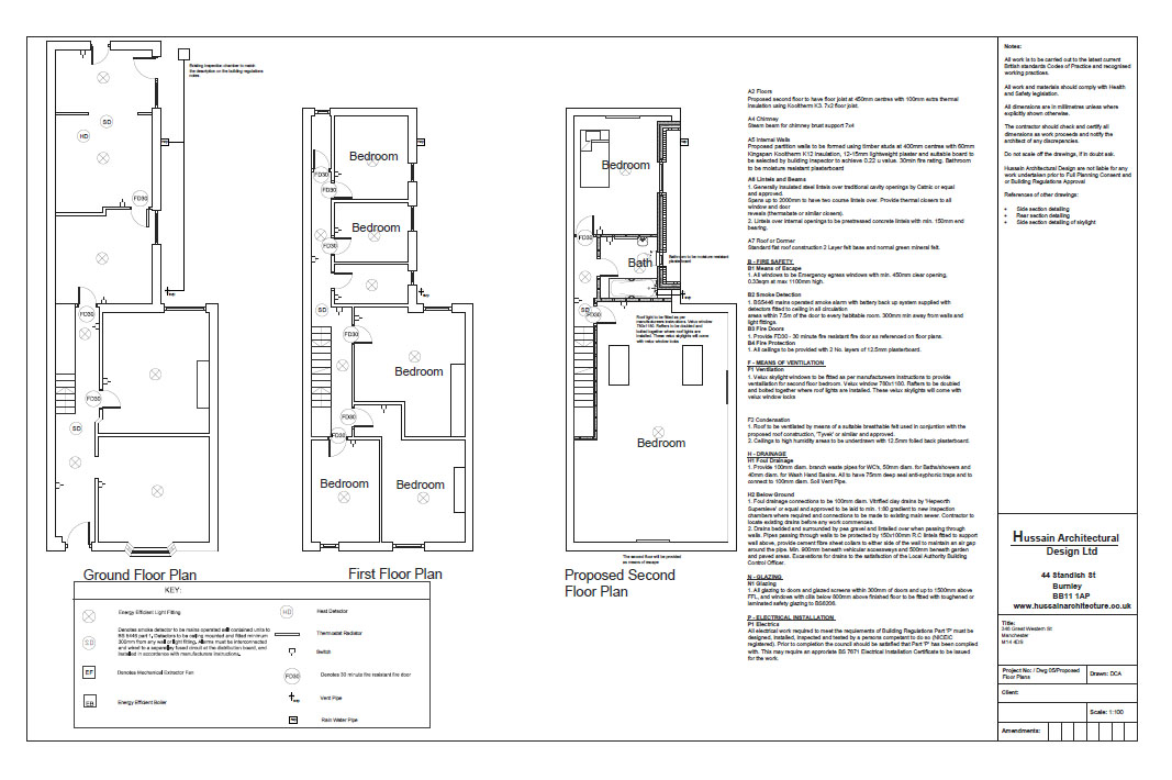 Planning permission Manchester, Manchester building