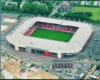 St Marys stadium Southampton