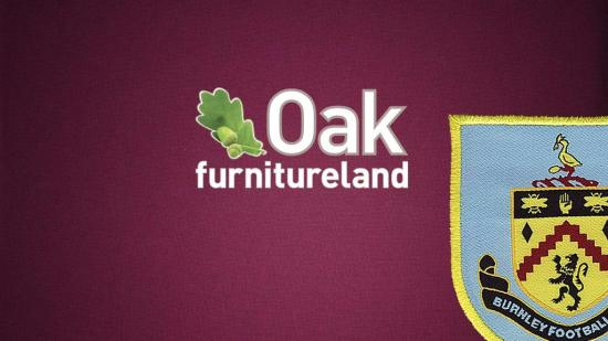 Oak Furniture logo Burnley