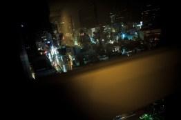A view of Kabukicho, Tokyo at night - 2009