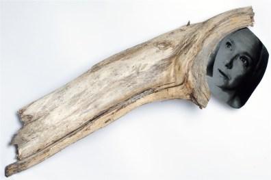 aluminum, wood