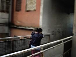 La Vela Rossa (The Red Sail), Scampia, Naples // Francesca's sister, single mother.