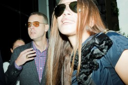 Milan Fashion Week, Dolce & Gabbana Show, Metropol Cinema.