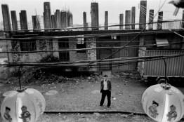 Abandoned construction site in Huizhou, China 2010.