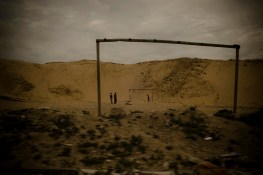 Outskirts noth of Gaza City, road toward Erez border. Gaza Strip. 21-04-2011. 10:07 a.m.