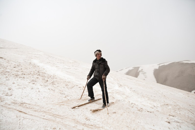 Ski touring with Untamed Borders in Bamiyan, Afghanistan, 2012