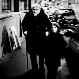 Frankrijk, Parijs, Taillights Fade, januari 2012 Foto: Bart Koetsier