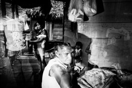 Iquitos, Loreto region. Peru. The Amazons. 2012.