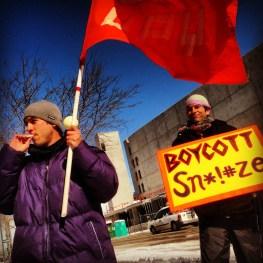 Activists. Denver, Colorado.