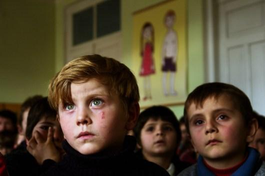 GEORGIA. 2008. Pankisi Gorge. A Chechen Refugee Settlement.