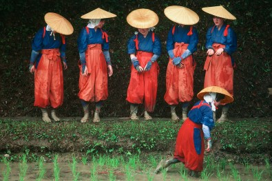 10._Rice_Planting_Festival__Kyoto__1984