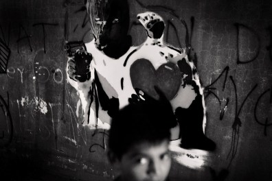 10. Graffiti Works in the streets of Tegucigalpa, honduran artist Maeztro Urbano