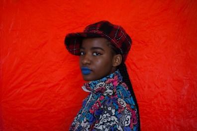 Khensani Mahlatlole from Midrand in Johannesburg.