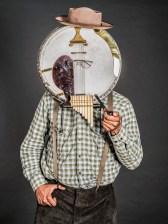 Dom Flemons -- solo artist.