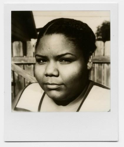 Janice Alexander, a survivor of intimate partner violence. (Williston, North Dakota / August 2015)