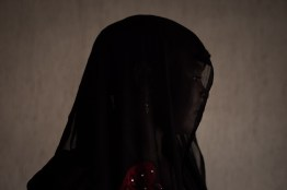 Ladi I was abducted from my hometown of Gwoza in 2013 while farming. I spent three months in a Boko Haram camp. They were about to slaughter me by slitting my throat. One of them begged me not to resist, so I relented and converted to Islam. I read from a Koran, and they put a veil on me. They made my bride price to be 15,000 naira $75. One day I preteneded to have stomach pains, so an old lady escorted me to a nearby hospital. Once we were in the town, I threatened to turn her into police so she ran and left me there. That is how I escaped. I am not in school anymore and I still remember everything from my experience which is very upsetting.