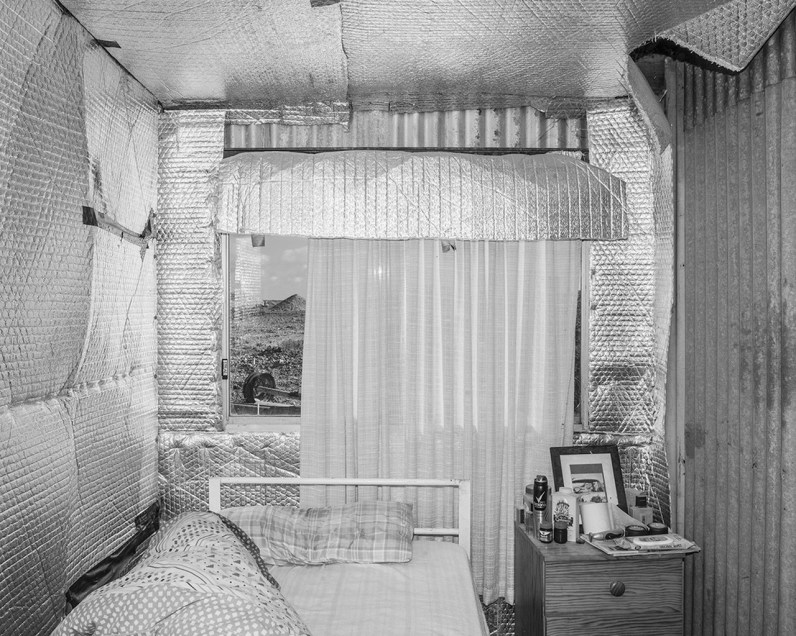 Rabbit's Bedroom, Coober Pedy, Australia, 2016.