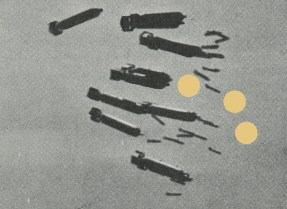 A small piece of a photo of a book I found on the streets of Buenos Aires on World War II, intervened by the dots that resemble the holes in my inherited memory.