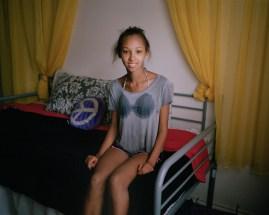 Sarina, 14 years old.