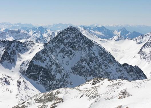 Austrian Alps, 2017