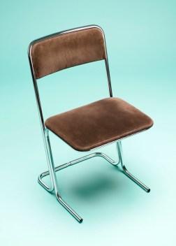 Light Study, Brown Chair, 2017