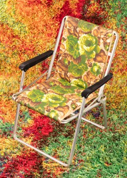 Light Study, Garden Chair, 2016
