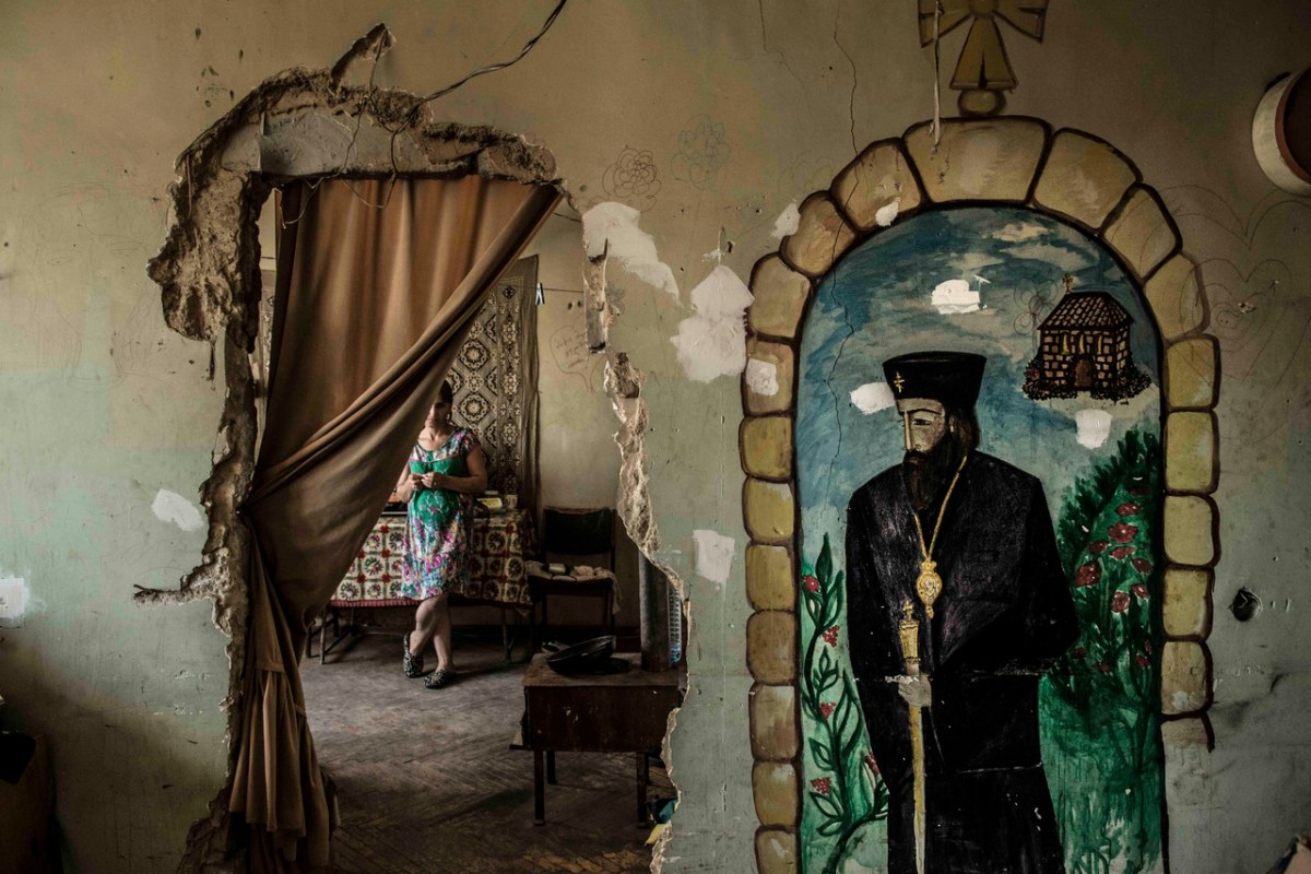 Jake Borden – In Ruins – Displaced Georgians in Tbilisi