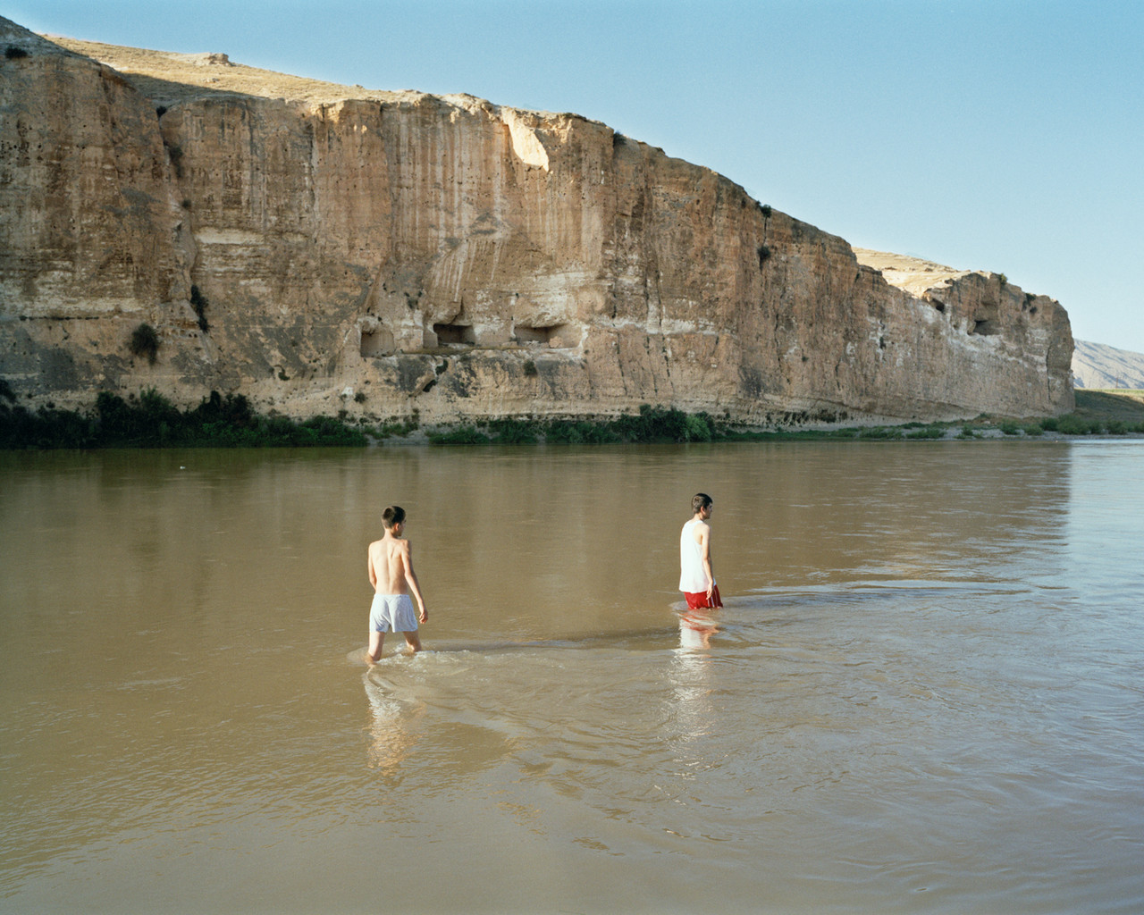 Mathias Depardon – Gold Rivers - The Photo Society