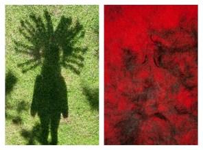"20 - ""Indian shadow & Hair on red carpet"" - 726be193-ac47-4678-ae81-4e301a3e6607"