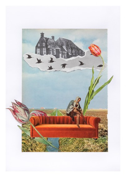 Jan Steen on a Dutch sofa-7