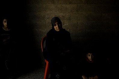 2013 - Simona Ghizzoni for 'Afterdark: Consequences of War on Women in the Gaza Strip'