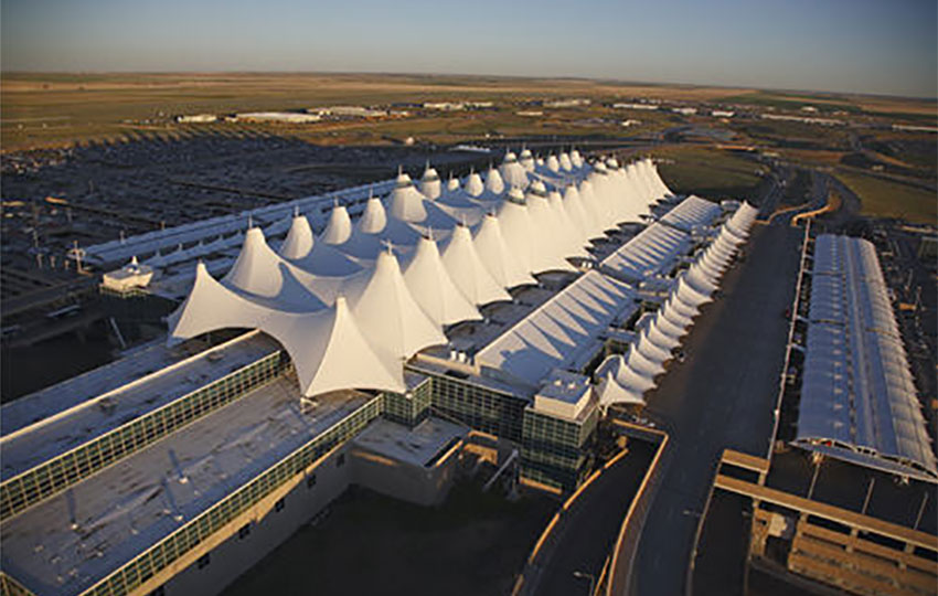 South Terminal Redevelopment At Denver International