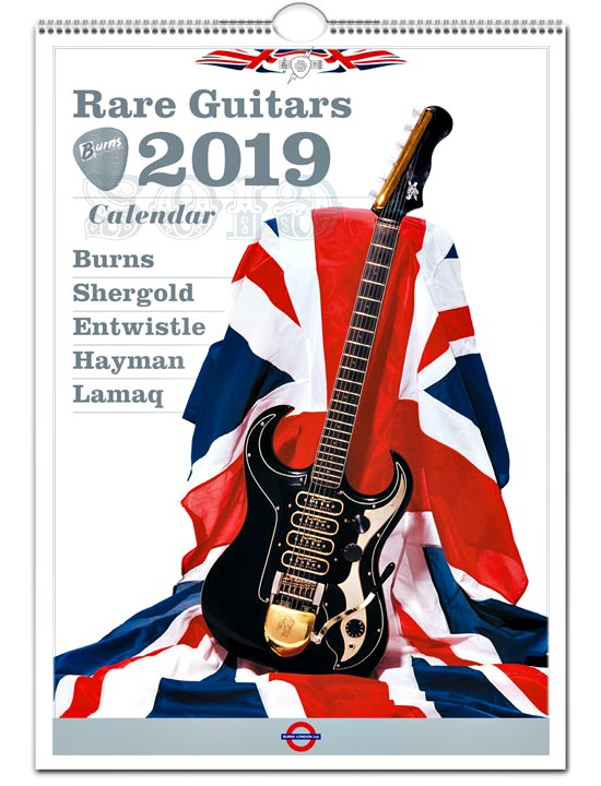 thumbnail_Burns_Rare-Guitars-Calender-2019
