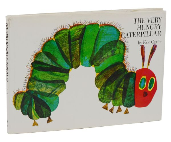 the very hungry caterpillar # 18