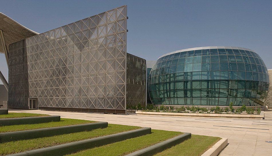 Qatar Science and Technology Park  Projects  Burns