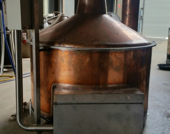 Iniquity/ Tin Shed Distilling