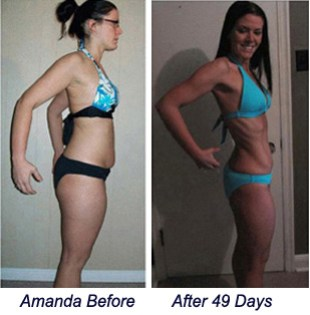 Amanda Burn the Fat Success Story!
